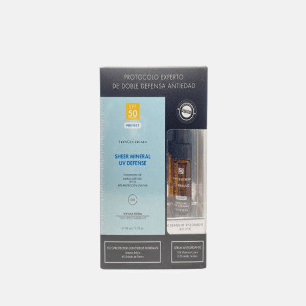 sheer mineral pack skinceuticals